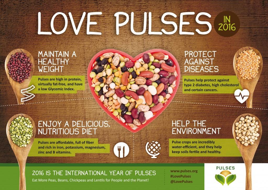 En San Valentín cuida tu corazón con legumbres