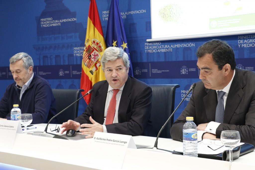 3.- El director general para la Industria Alimentaria destacó las acciones del MAGRAMA para promocionar el consumo de legumbres