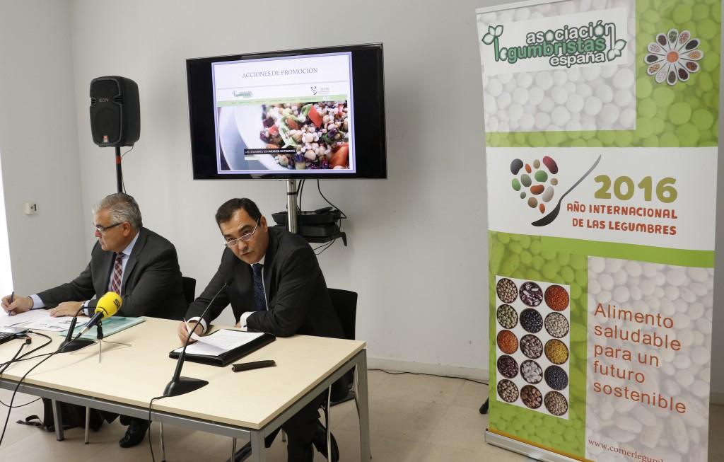 Guillermo Pedro García Luengo Presidente de la Asociación de Legumbristas de España