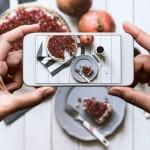 Tips para tomar fotos de comida en Instagram