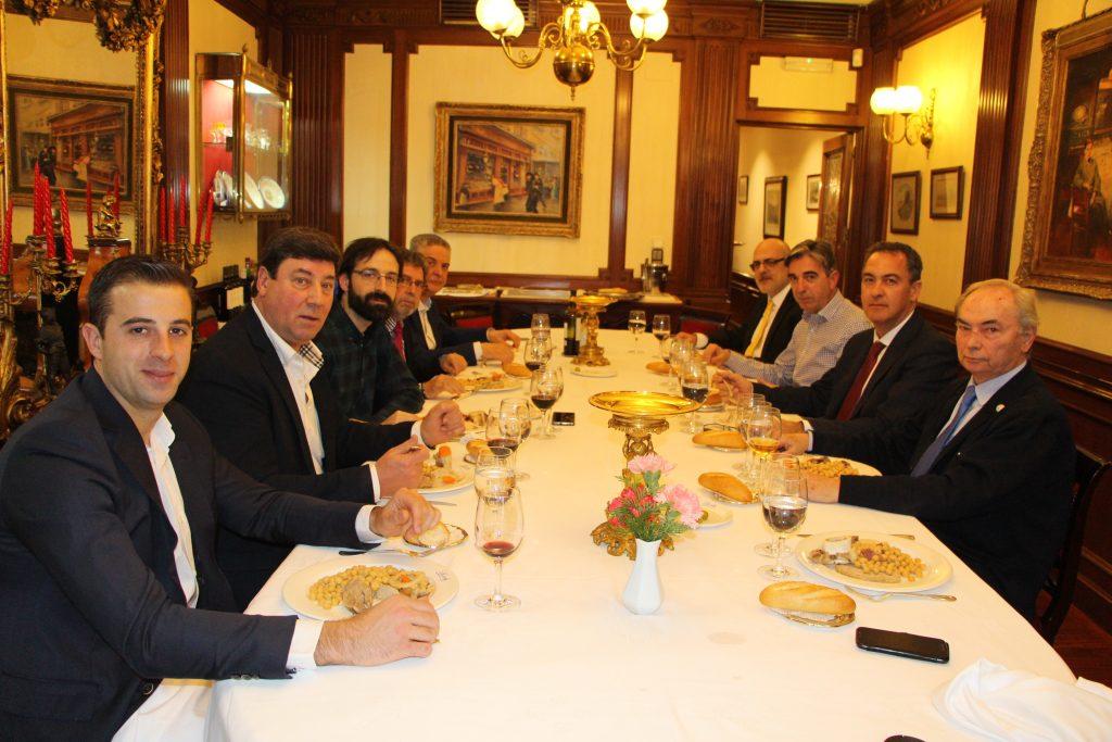 La Asociación de Legumbristas de España celebra el Día Global de las Legumbres con representantes de la FAO