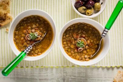 Greece, Lentil soup