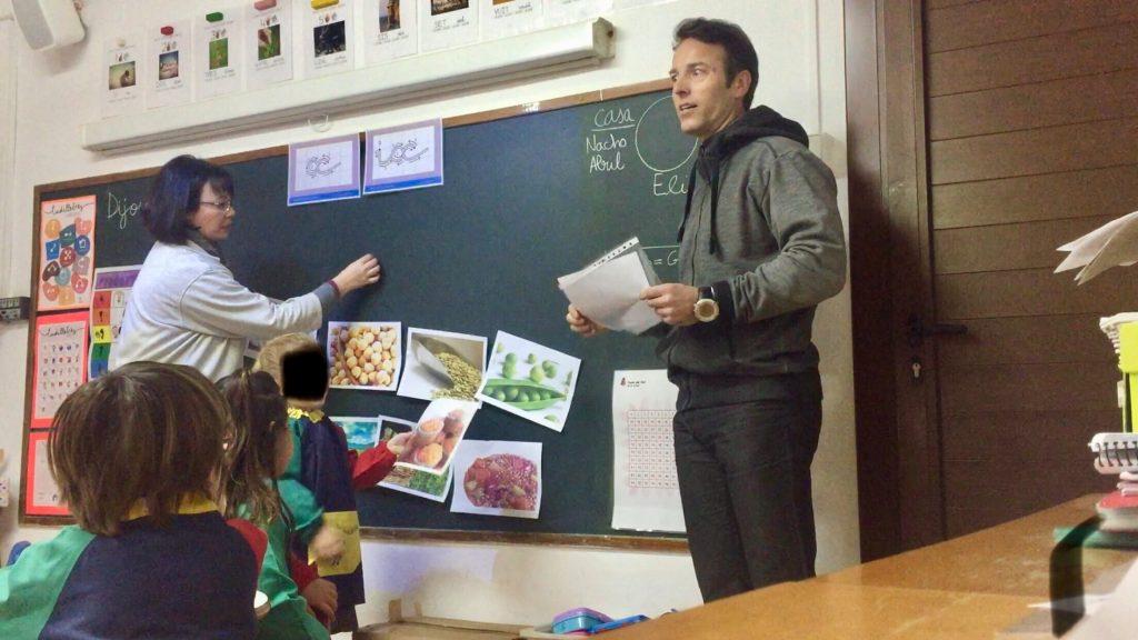 Pequeñas acciones en el colegio para fomentar el consumo de legumbres